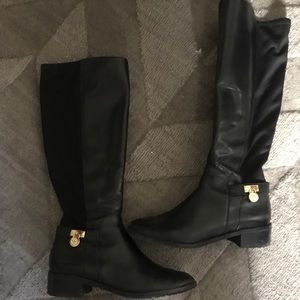 Michael Kors Hamilton Stretch Boot